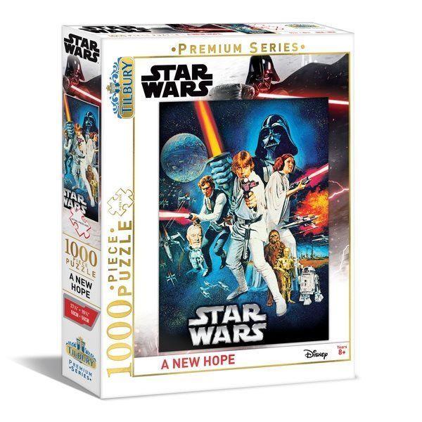 Tilbury Star Wars Puzzle 1000pc