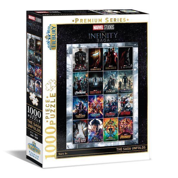 Tilbury Marvel Puzzle 1000pc