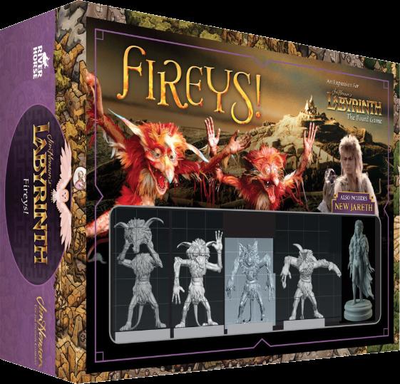 Jim Henson's Labyrinth Fireys Expansion