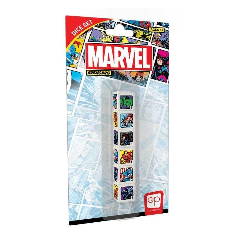 Marvel Avengers Dice Set
