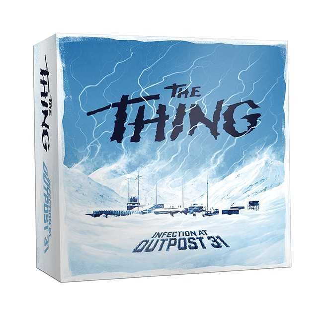 The Thing Infection at Outpost 31 2nd Ed