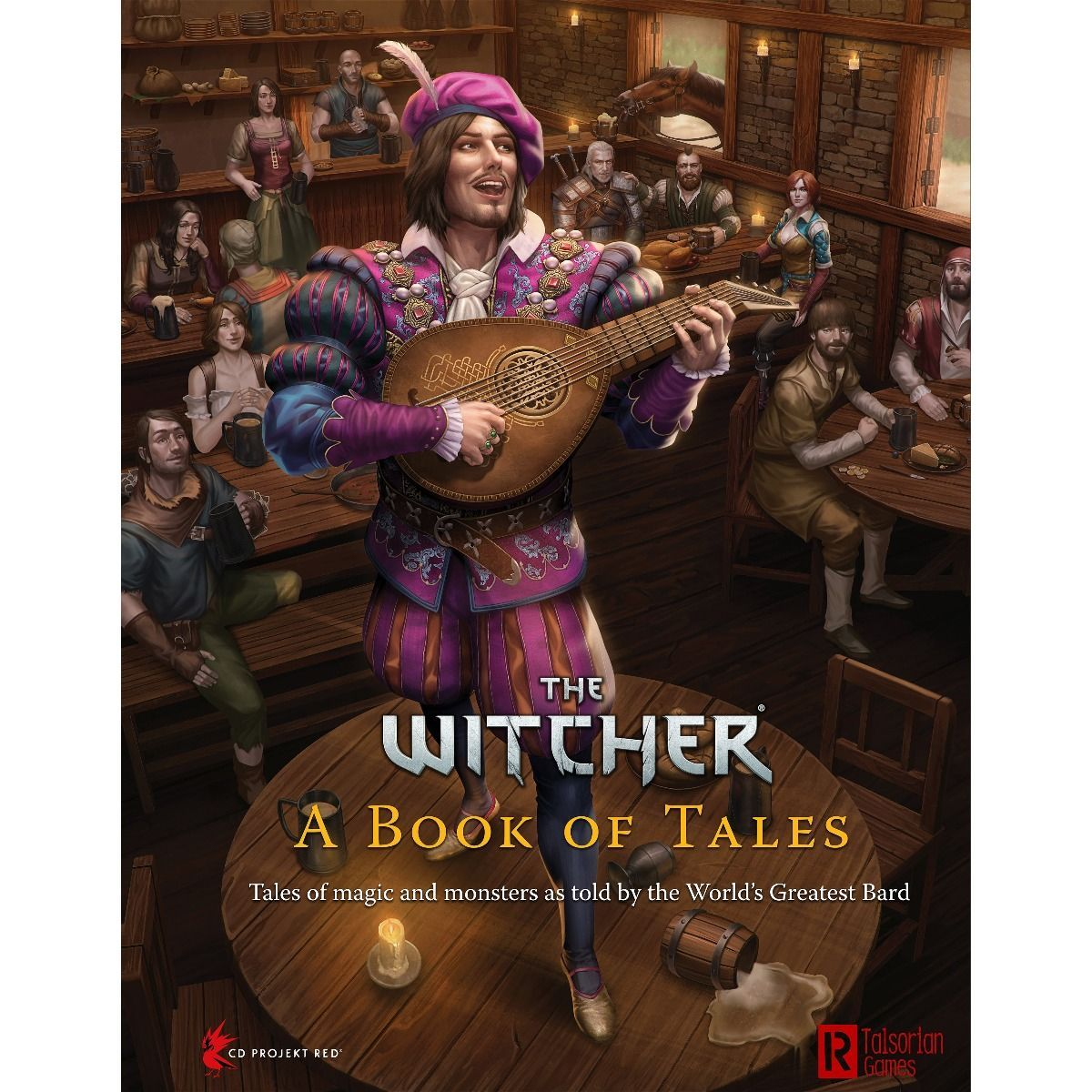 The Witcher RPG A Book of Tales