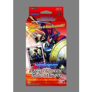 Digimon Card Game Series 06 Starter Display 07 Gallantmon