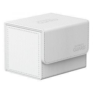 Ultimate Guard Sidewinder 100+ Xenoskin Monocolor White Deck Box