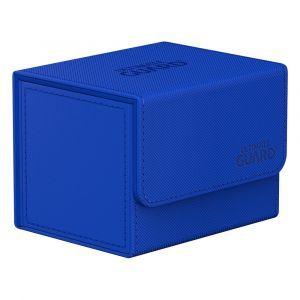 Ultimate Guard Sidewinder 100+ Xenoskin Monocolor Blue Deck Box
