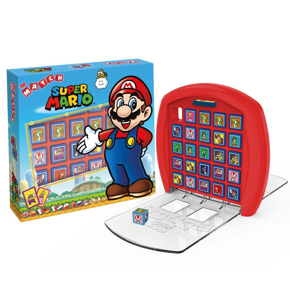 Top Trumps Match: Super Mario