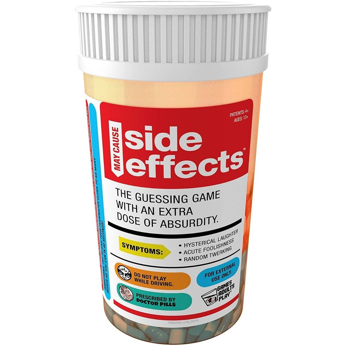 May Cause Side Effects