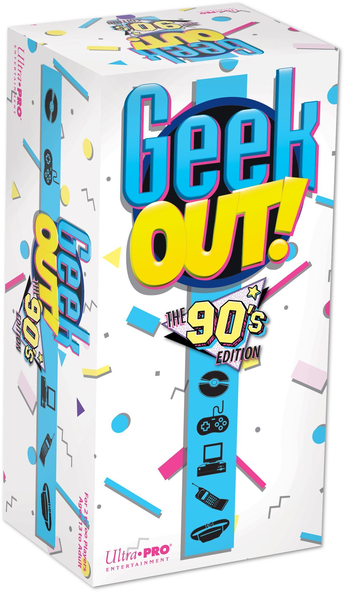 Geek Out 90s Edition
