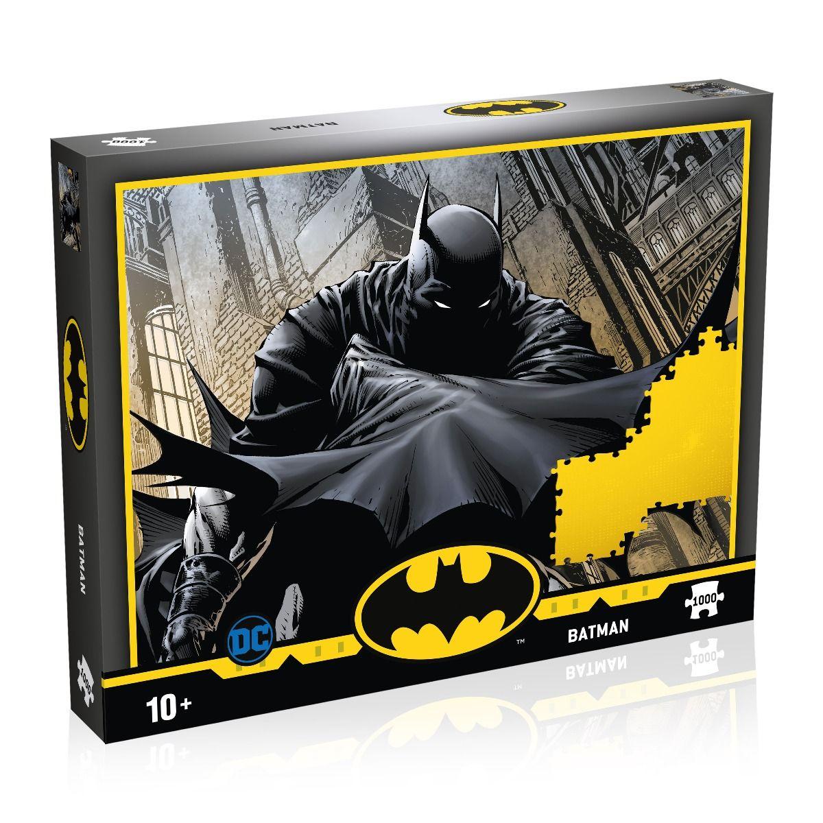 Batman Classic Puzzle 1000 Piece