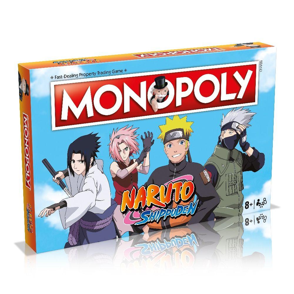 Monopoly: Naruto
