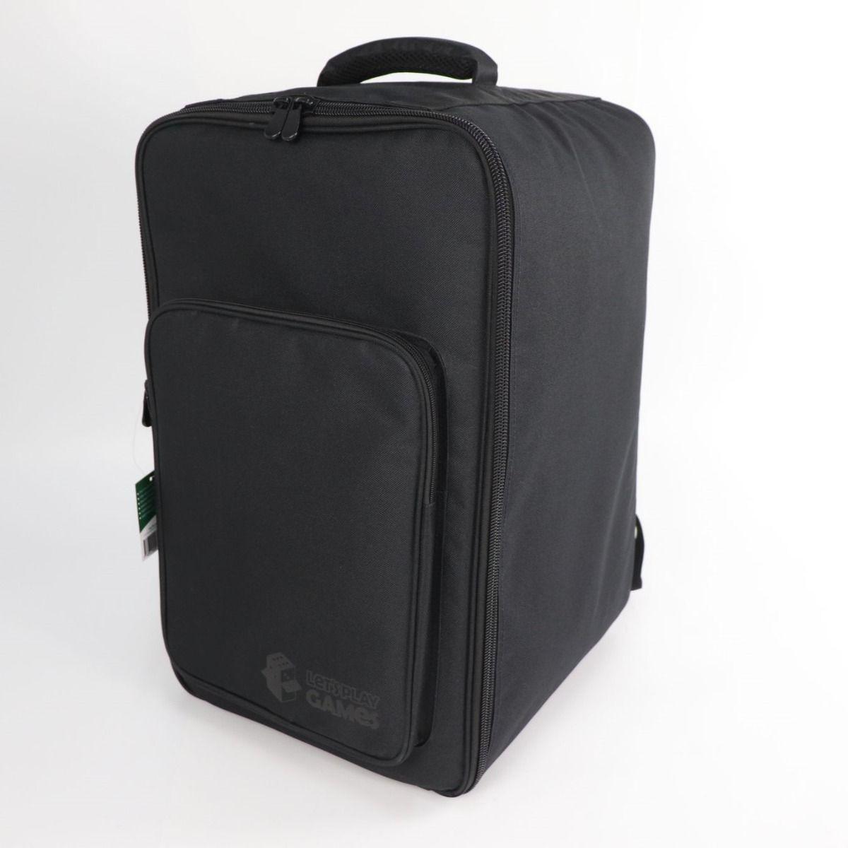 LPG Board Game Bag Black