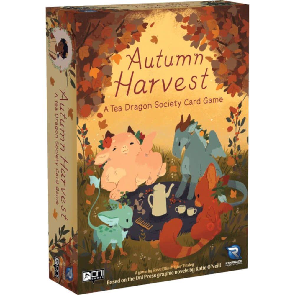 Autumn Harvest - A Tea Dragon Society Game