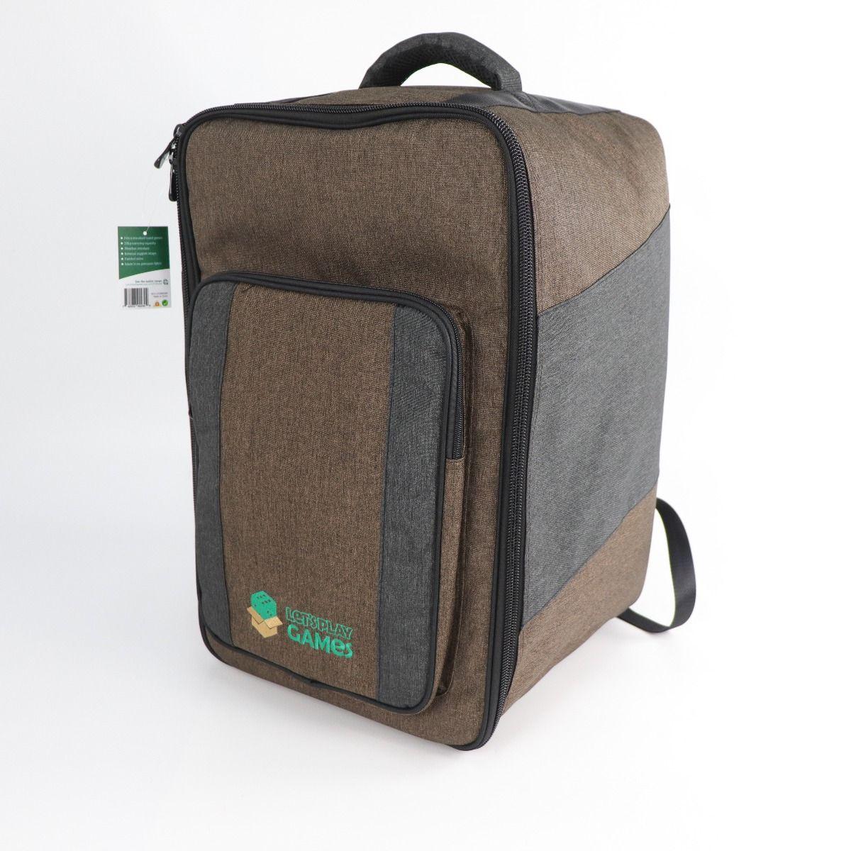LPG Board Game Bag Brown