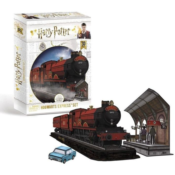 Harry Potter Hogwarts Express Set 181pc 3D Puzzle