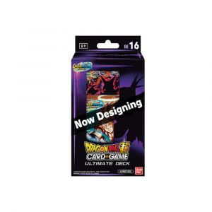 Dragon Ball Super Card Game Unison Warrior Series 12 UW3 Ultimate Deck Display (6)