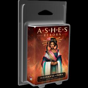 Ashes Reborn The Goddess of Ishra Expansion Deck
