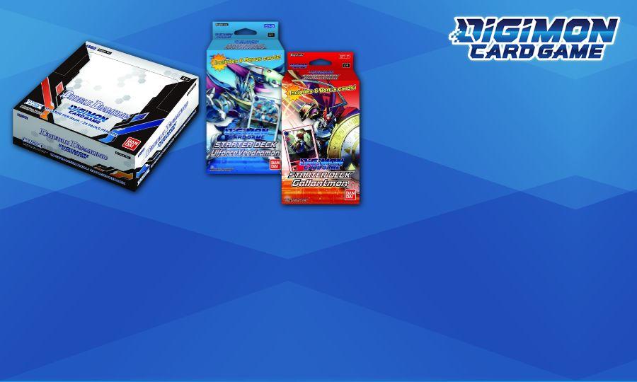 Digimon Card Game Series 6