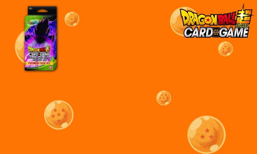Dragon Ball Super TCG UW6 Premium